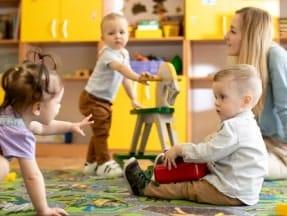 Ковры для детских садов по ГОСТ и САНПИН